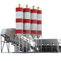 120m3/H mezcladoras de hormigón húmedo de la planta de proceso por lotes