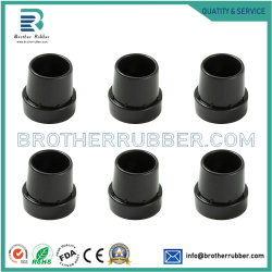 Protezione di gomma di formato della fabbrica di estremità del coperchio della prova su ordinazione all'ingrosso della polvere per il tubo