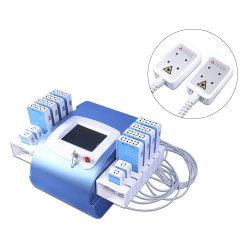 O sistema de perda de peso Laser Lipo 336 Laser de diodo de beleza equipamentos de queima de gordura celulite pele redução apertando BR310