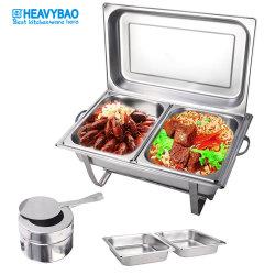 Heavybao ресторане отеля оборудования из нержавеющей стали и надежные потертостей блюдо для кухни