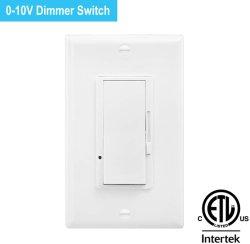 0-10V noi regolatore della luminosità della trasparenza della parete del LED con la parete dell'interruttore chiaro