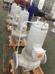 Wq電気シリーズ中国の東ポンプによってなされる下水水のための浸水許容の下水ポンプ