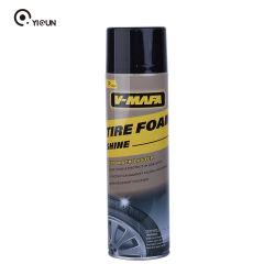 Productos para el cuidado de coches detergente para limpieza de interiores en spray para uso múltiple eficaz Limpiador de espuma de coches limpia espuma de neumáticos