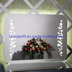 Specchio di trucco LED della stanza da bagno/specchio di intelligenza/fornitore decorativo del cinese dello specchio