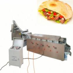 [برثا] آليّة /Pita/[شبتي]/كعكة/خبز عربيّة/[روتي] يجعل آلة مع كهربائيّة مشواة فرن