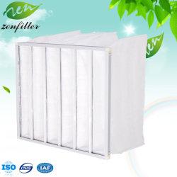 F5 синтетического волокна карман среднего фильтра фильтр для воздуха состояние подразделений