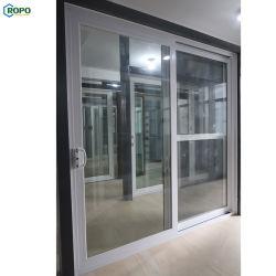 Австралийский стандарт в качестве2047 алюминиевые раздвижные двери с экрана