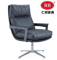 Flexibler speisender Stuhl-Umdrehungs-anhebender Schwenker-Gaststätte-Leder-ergonomischer Büro-Stuhl-preiswerter multi Farben-Personal-Stuhl-ergonomischer Computer-Schreibtisch-Stuhl
