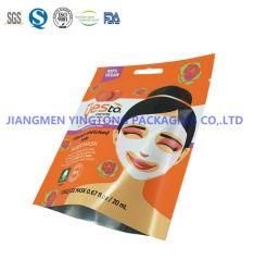 Косметический Plasitc Упаковка Мешки на основе металлических карманы для маски для лица