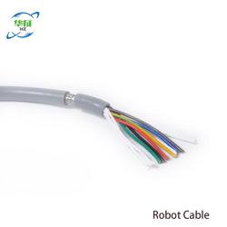 電気機器の周辺装置のスズメッキをされた銅の器械の接続ケーブルの内部配線