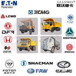Sinotruk HOWO A7 Shacman F3000 X3000 WeichaiエンジンのTonly速いStyerのトラックの予備品
