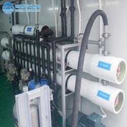de Apparatuur van de Ontzilting van het Overzeese Water van de Behandeling van het Water 72tpd RO
