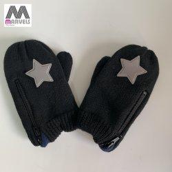 Form-reflektierender Fünf-Spitzer Stern-Handschuh