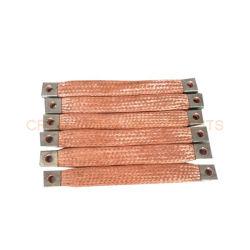 Kupferner umsponnener Verbinder-flexibles Erdung-Band