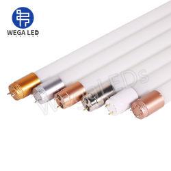 LED 하이 루멘 튜브 6000K G13 배선 회로 다이어그램 글라스 1200mm Hanging Housing 20W T8 LED 튜브 조명 18-19W