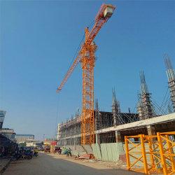 4ton Qtz50-5008 Spitzeninstallationssatz-Turmkran der Aufbau-Turmkrane in Kambodscha