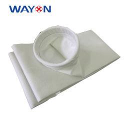 per cemento il laminatoio filtra il sacchetto filtro antistatico del collettore di polveri del poliestere