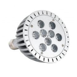 A anodização personalizado serviço anodizado fundição de moldes LED de peças de alumínio fundido