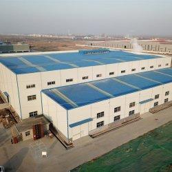 Structure en acier de construction du stade Intérieur Indoor Stadium de l'acier devis