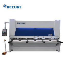Placa CNC hidráulica cisalhamento, Máquina de cisalhamento guilhotina QC12y-16*2500