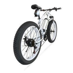 26дюйма жир шины горных велосипедов с электроприводом 48V 1000W 1500W