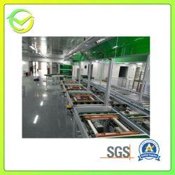 Автоматическая скорость цепного конвейера ноутбук телевизор сборочной линии для использования на заводе