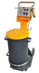 Colo industrielle manuelle/automatische elektrostatische Puder-Beschichtung-Lack-Farbspritzpistole für für Metalloberflächen-Fertigstellung