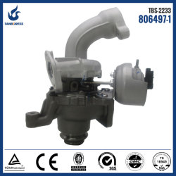 Citroen Peugeot GTB1449VZL 806497 783248 806497-1 783248-3 turbocompressor eléctrico