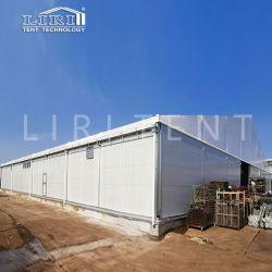 알루미늄 프레임 임시 창고 저장 천막 건물