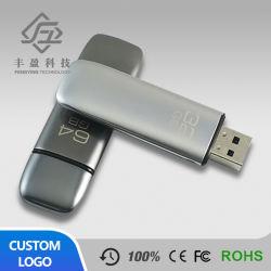 Le logo OEM de la guitare U de disque du lecteur Flash USB 2.0