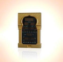 La oración musulmana/Corán hablar Azan Reloj LED de alarma digital