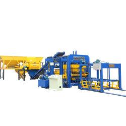 Bouchon de solides de la machine de blocs de béton de ciment hydraulique automatique Qt15-15 brique creuse bloquer la machine de moulage