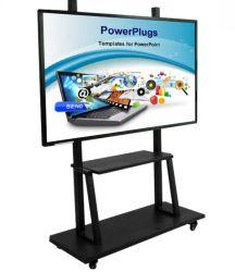 La Junta Samrt Digital 4K Monitor táctil con pantalla táctil LCD de pantalla táctil de pizarras interactivas