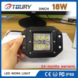 Кри Auto лампа 18 Вт на заводе для автомобильного двигателя светодиодный фонарь рабочего освещения
