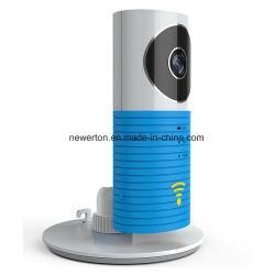 HD 720p visão nocturna com infravermelhos de Segurança de Vídeo Vigilância Inicial Cam H. 264 CMOS Câmara IP de rede WiFi sem fio