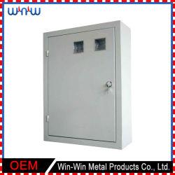 Aço que carimba tipos personalizados metal de tamanho da caixa de distribuição elétrica