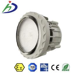 La preuve d'Explosion en alliage aluminium Lampe à LED pour l'environnement de travail dangereux