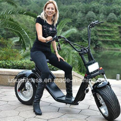 2018 Nuevo Diseño moto Scooter eléctrico con mando a distancia