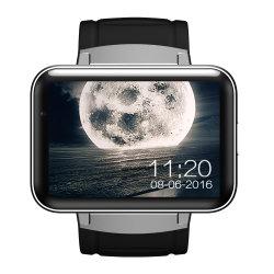 2.2 pol Tamanho Grande Ecrã Táctil Android Market 5.1 3G com câmera de vigilância GPS inteligente relógio Bluetooth® ARTEFATOS PHONE