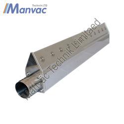 Durable de l'air en acier inoxydable de gros couteaux pour l'industrie de métal