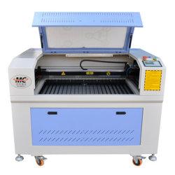 9060 découpe laser CO2 et la gravure de la machine et non métalliques Metai 80W 100W