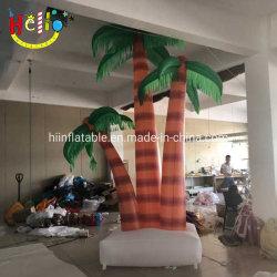 Hot Sale personnalisés usine gonflable cocotier