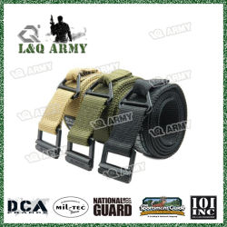 La courroie de nylon molle tactique militaire uniforme militaire de la courroie de la courroie