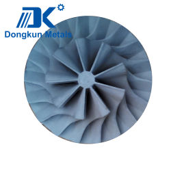 Drijvende kracht/Turbine Impeller/Aluminum Impeller/Aluminum Machining/Machining Parts/Engine Components/Made in China