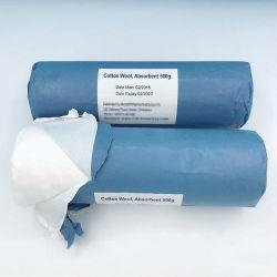 Lã de algodão Absorent suprimentos médicos com alta qualidade