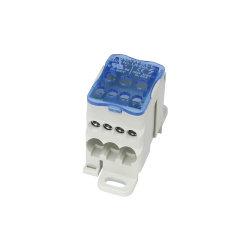 85A разъема кабеля DIN распределения шинной системы клеммную колодку с маркировкой CE, ISO (LK 80A)