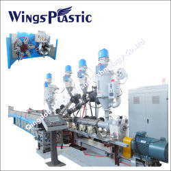 Pex-Al-Pex пластиковый Алюминиевый композитный трубонарезной станок и пластмассовый машины