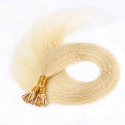 Calidad Curl/Onda Pre-Bond queratina U o Stick Sugerencia derechos Remy Extensiones de Cabello