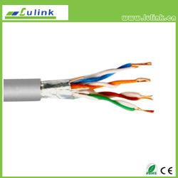 UTP/FTP/SFTP Cat5e, CAT6 ОАС Cu LSZH 24AWG сети провод кабель локальной сети