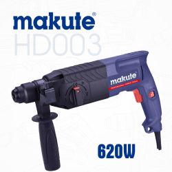 24mm 620W de potência elétrica Ferramentas Martelo perfurador sem fio (HD003)